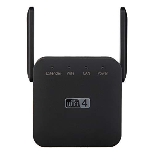 B Blesiya 300 Mbit/S - Repetidor inalámbrico wifi 2.4 G WiFi Amplificador de señal enchufe EU