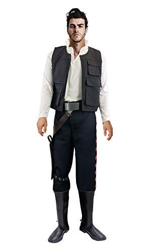 costumebase Star Wars Han Solo ANH Disfraz completo Cinturn Funda Droid Caller Set (Pequeo)