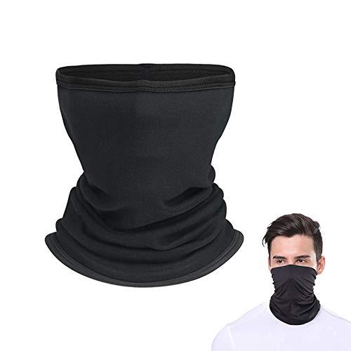 Ealicere Halstuch Schlauchtuch Multifunktionstuch, Super Elastisch Atmungsaktiv Atmungsaktiv Schlauchtuch Mundschutz Maske, für Herren Damen für Outdoor Sport Fahrrad, Motorradfahren
