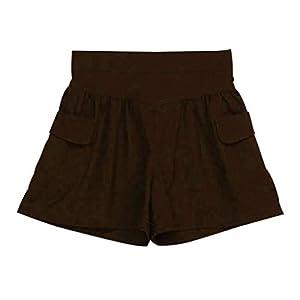 Deep lovly Pantaloni Corti da Donna per L'Estate, con Stampa Casuale, per L'Estate e l'autunno, per Il Massimo Comfort in Spiaggia, per Il Sonno