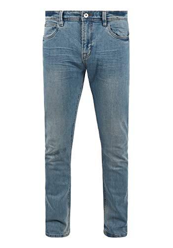 Indicode Aldersgate - Jeans da Uomo, Taglia:W33/34, Colore:Blue Wash (1014)
