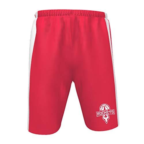 Houston Rockets Logo NBA Basketball Shorts - 2019/2020 (XL)