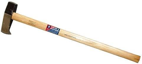 Spear & Jackson 3765LM Log Splitting Maul, 6.5-Pound
