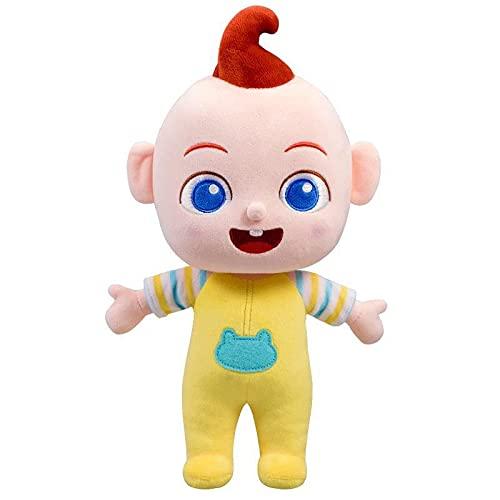 Peluche 30cm Plush A Jojo Plush Toy Peluches Suave Y Lindo Muñeco Relajante Regalos para Niños Y Niñas