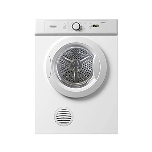Kleine wasdroger Huishoudelijke wasdroger 7 kg droger Eenvoudige bediening Energiebesparing en elektriciteitsbesparing…