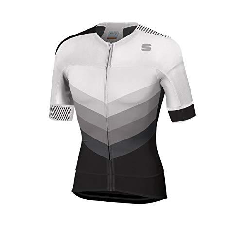 Sportful Bodyfit Pro 2.0 Evo Jersey - White/Black