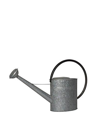 IB Laursen Giesskanne oval Zink 9,5 L