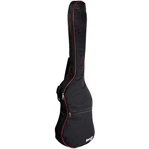 RockJam gepolsterte E-Bass Tasche mit Tragegriff