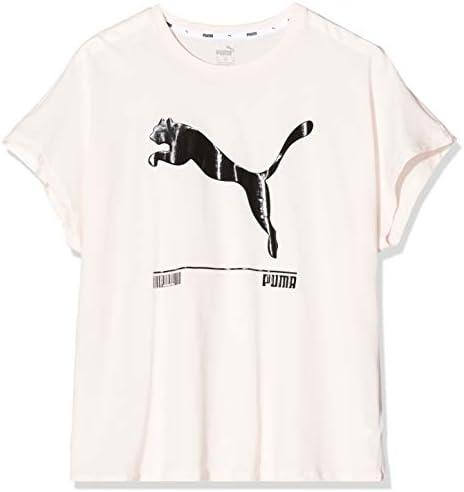 PUMA Nu-tility tee - Camiseta Mujer