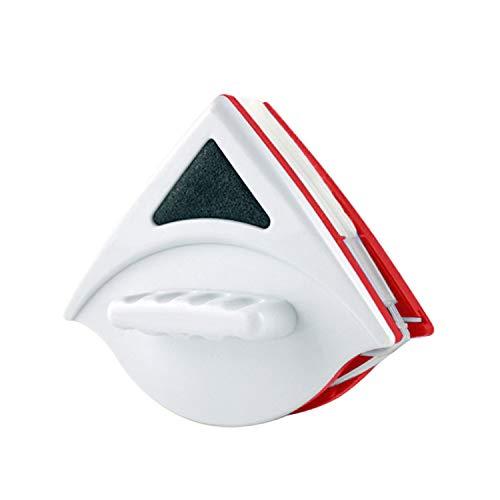 YOHAPPY Limpiador de Ventanas magnético Cepillo de Limpieza de Vidrio de Doble Lado para El Hogar Raspador De Limpieza De Vidrio para Ventana De (15-24mm)