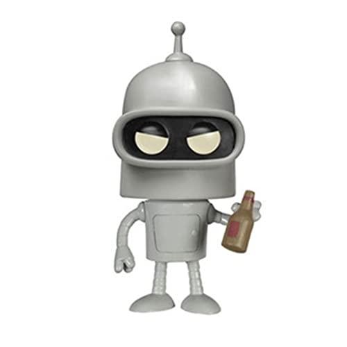 naiping Futurama Pop Figure Bender Chibi Vinly PVC Decor Collector's Item