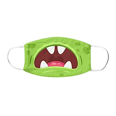 Bandanas ?USA in Stock Fast Delivery ? Fashion Kids Reusable Face_Masks Washable Dustproof Face Covering Dustproof Protection Covering Breathable