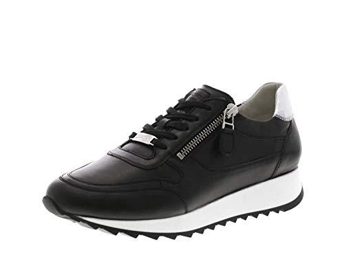 Sioux Damen Oseka-704-J Sneaker, Schwarz (Schwarz 000), 38 EU