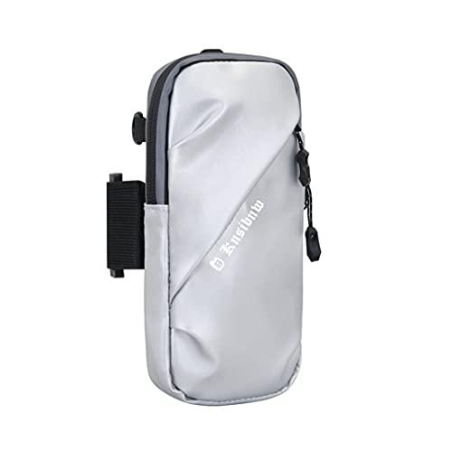 KSIBNW Handytasche Zum Umhängen Handy Armband Armtasche Outdoor Sportarmband,Gürteltasche Arm JoggingTasche,wasserdichte Handyhalter für iPhone 12 Pro Max XS/XR/8/7/6 Plus,Samsung Galaxy S10 Blau