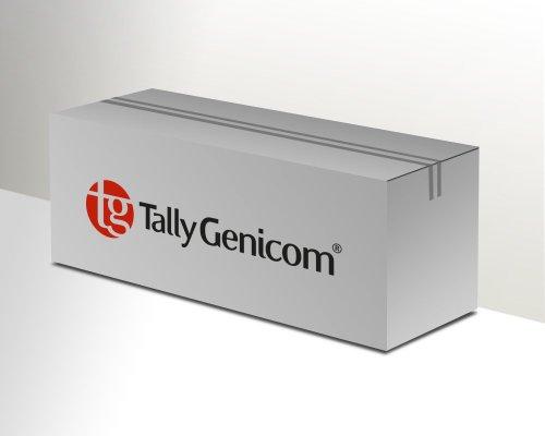 Original Tally Genicom 043446 Cinta de nilón (negro) para 2440, 2540; T 2440, 2540