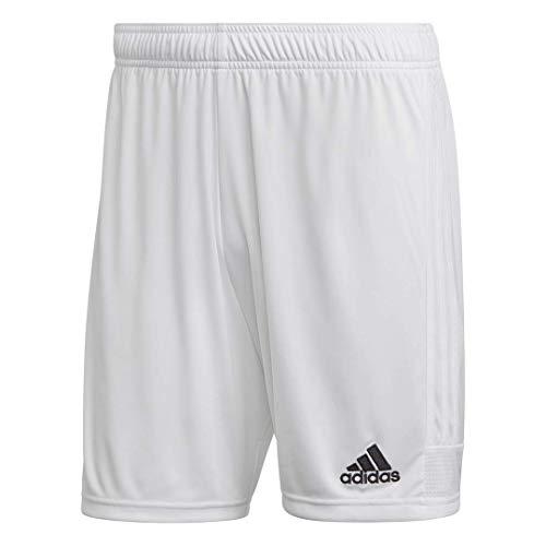 adidas Men's Tastigo 19 Short White/White,Large