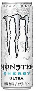 アサヒ飲料 MONSTER(モンスター) ウルトラ 355ml缶×24本入