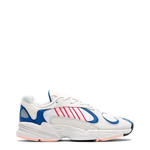 adidas, Yung 1 Blanco BD7654, Zapatillas Blancas, 41 1/3