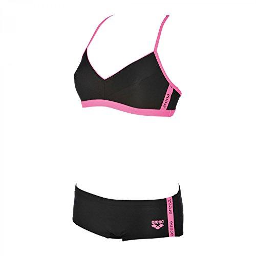 Arena Damen Bikini Set schwarz 34