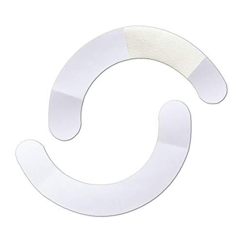 Joyfitness Tragbares Druckempfindliches Ostomieband, Stoma Anti-Leak Appendage Hydrocolloid Skin Barrier Strips, Elastic Barrier Strips