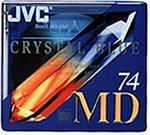JVC Blank MiniDiscs