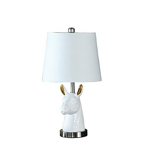 Llama Figural Table Lamp