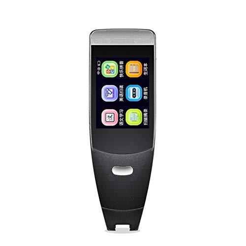 ZXCASDF Scansione della Traduzione Penna Pennello Traduttore Dispositivo Smart Two Voice Traduttore Air Pen Pen Scanner per Viaggio All estero Imparare A Imparare