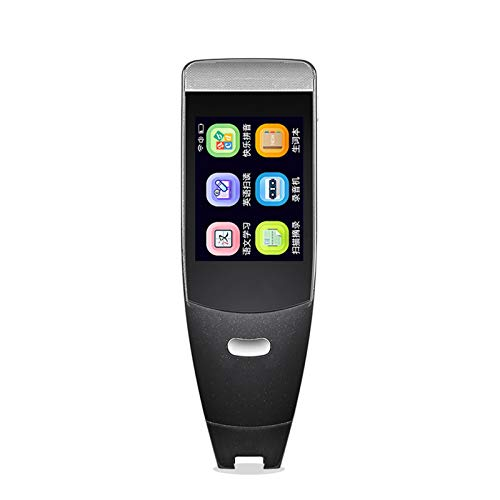 ZXCASDF Scan Translation Pen Language Translator Device Smart Two Way Voice Translator Air Pen Scanner for Travelling Abroad Learning Shopping