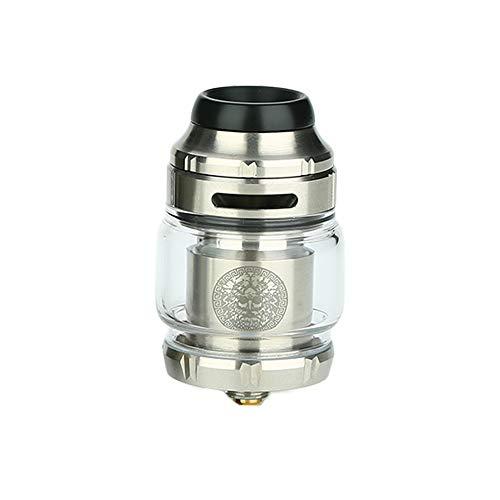 正規品 GeekVape Zeus X RTA 2ml/4.5ml 電子タバコ アトマイザー 電子タバコ かっこいい (銀)
