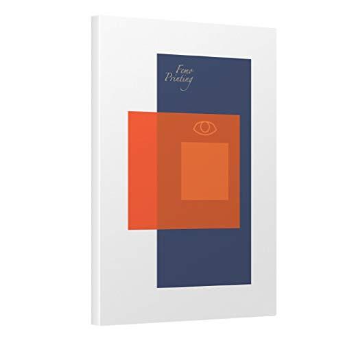 Cartelle portadocumenti Bianco Foglio Bound Protector presentazione del libro 48-Pocket Fashion Presentazione Libro A4 Foglio Organizzatore Libro chiarissimo di 96 pagine Capacità Cartella Portablocch