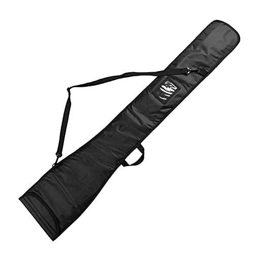 Hearthxy Bolsa para remos SUP Kayak, doble remo, funda Oxford con varios bolsillos, correa ajustable y asa para bote de dragón, canoa y kayak
