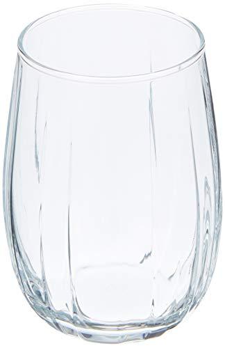 Pasabahce Linka - Juego de 6 vasos para soda, zumo y agua (380CC)