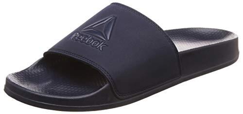 Reebok RBK FULGERE Slide, Zapatos de Playa y Piscina Hombre, Multicolor (Collegiate Navy 000), 45 1/3 EU