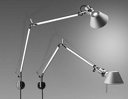 Artemide Tolomeo Mini LED lámpara de pared a005600+ A025150