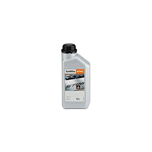 Stihl STIST07815162000 Synth Plus - Aceite para cadena (1 L), color negro