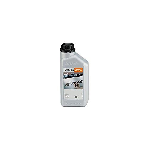Stihl STIST07815162000 Synth Plus Kettenöl, 1 l, Schwarz