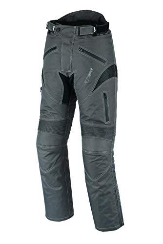 Jet Motorradhose Herren Textilhose Wasserdicht Winddicht Mit Protektoren Dynamo (50 Lang/Weite 34