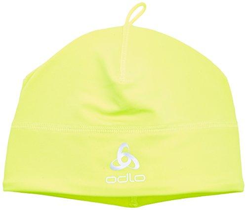 Odlo Hat Polyknit WARM Mütze, Safety Yellow