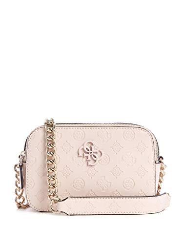 Guess Damen Noelle Tragetasche Handtasche Rosa ONE Size