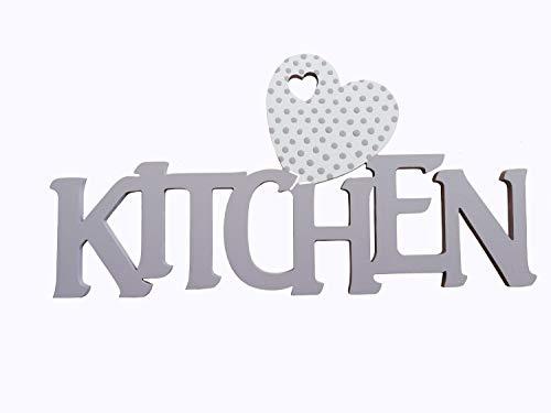 Scritta Il Legno Kitchen (Tortora)