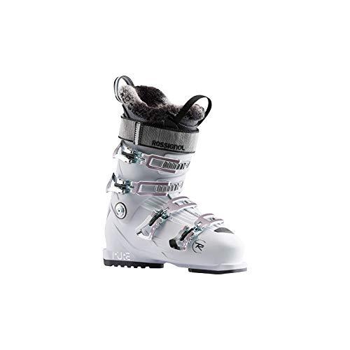 Rossignol Pure Pro 90 Skischuhe, Damen, Damen, RBH2270_245, Weiß (whiterey), 245