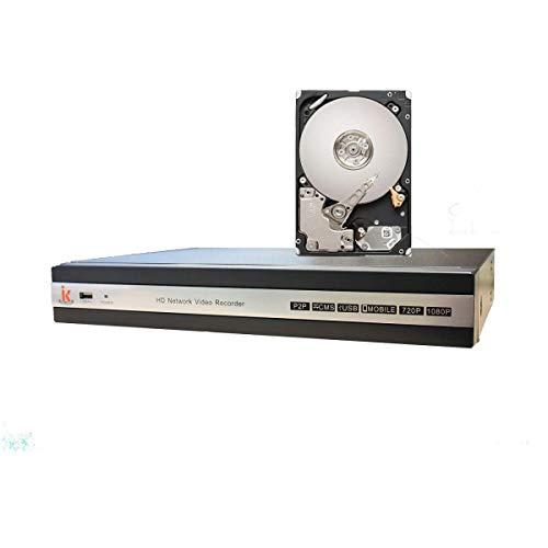 Setik - DVR 16 Canali 5in1 AHD/CVI/TVI/IP/ANALOGICO 4Megapixel + HDD - ST5X1614