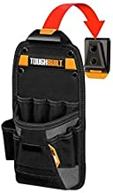 ToughBuilt - Technician Pouch - Heavy-Duty Construction, Custom Tape Measure Clip, 11 Pockets and Loops, Tape Measure Clip (Patented ClipTech Hub & Belts) (TB-CT-22)
