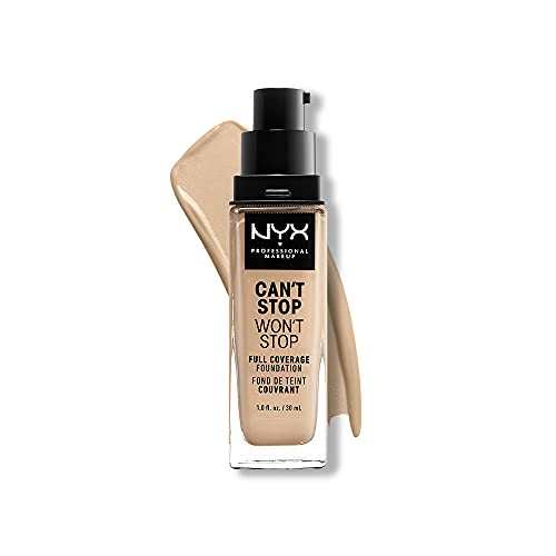 NYX Professional Makeup -   Can't Stop Won't