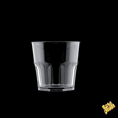 Bicchieri Mini Drink Safe San Trasparente 160cc cfz 8pz