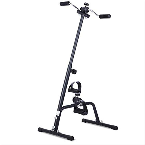 ZMXZMQ Bicicleta Vertical, Bicicleta Estática, Pedal Exerciser Medical Peddler para Ejercicios De Recuperación De Piernas, Brazos Y Rodillas