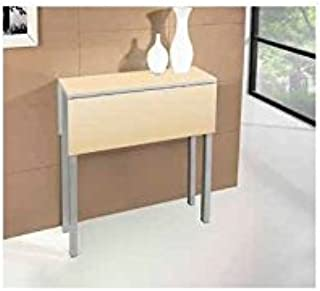 Amuebla 673. Mesa DE Cocina DE 93 X 30 CM. Extensible DE ALAS ...