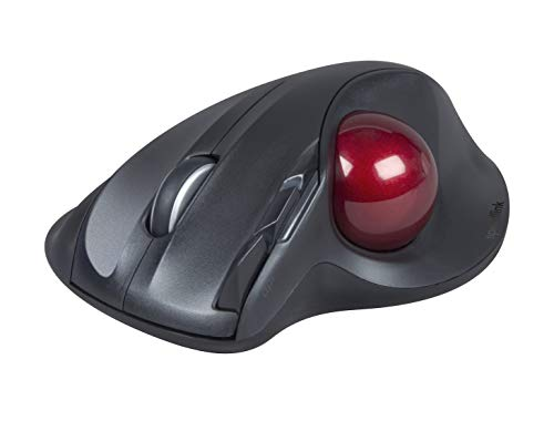 Speedlink Trackball - Wireless, Black...