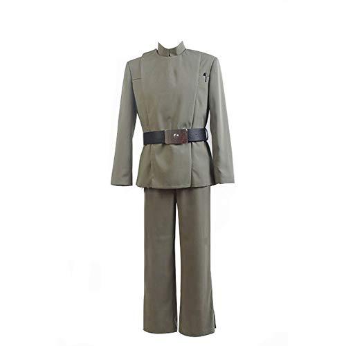 tianxinxishop Disfraz de Cosplay de la Pelicula para Hombre Disfraz de Warrior Soldado Verde, L