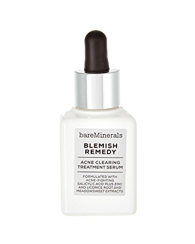 bareMinerals Blemish Remedy Acne Clearing Treatment Serum, 1 Fluid Ounce